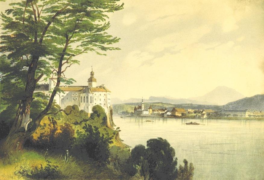 Das Pittoreske Oesterreich - Ybbs (1840)