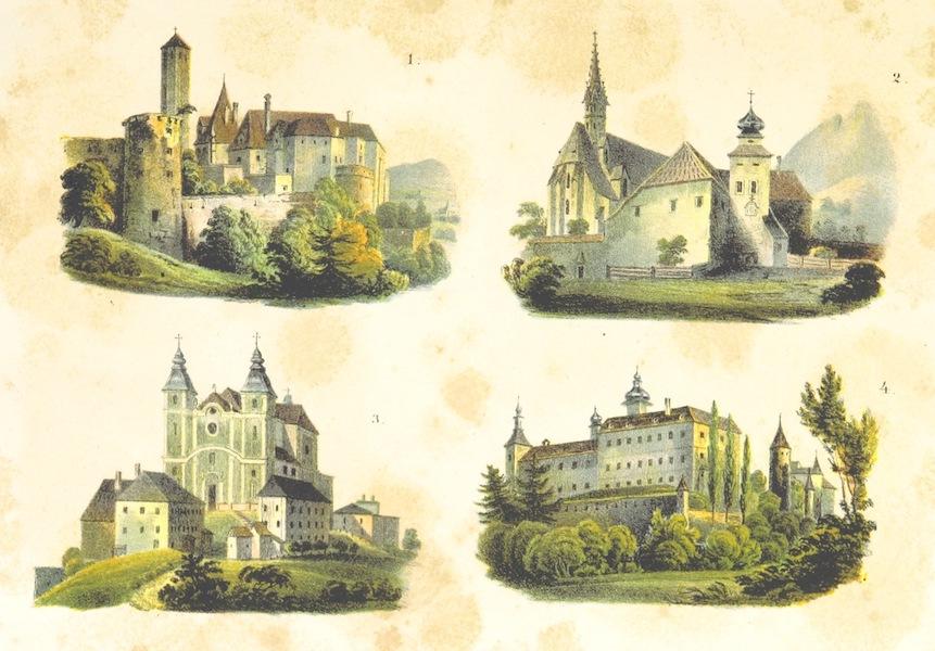 Das Pittoreske Oesterreich - Erzherzogthum (Oesterreich Under der Eins Viertel O.W.W.) (1840)