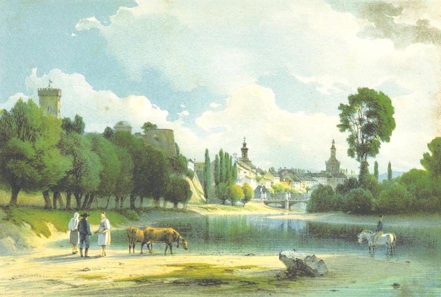 Das Pittoreske Oesterreich - Teschen (1840)