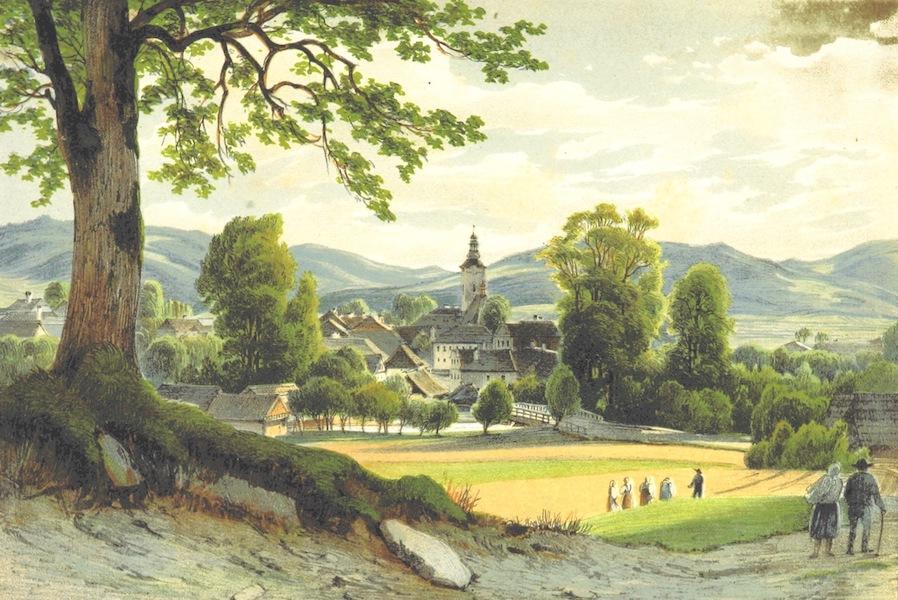 Das Pittoreske Oesterreich - Jablunkau (1840)