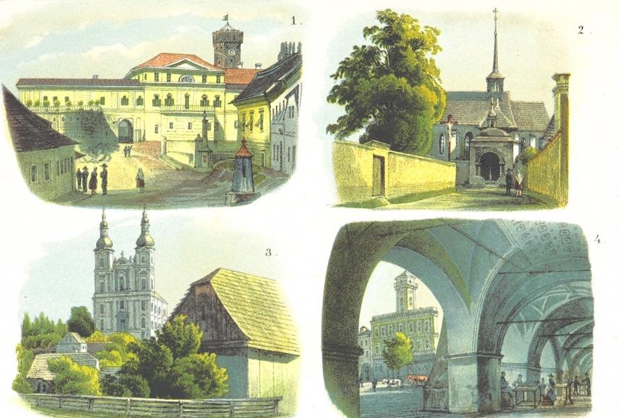 Das Pittoreske Oesterreich - Teschner Kreis [I] (1840)