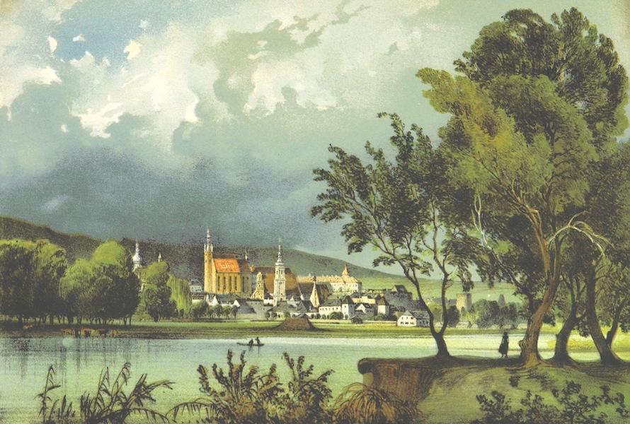 Das Pittoreske Oesterreich - Krems (1840)