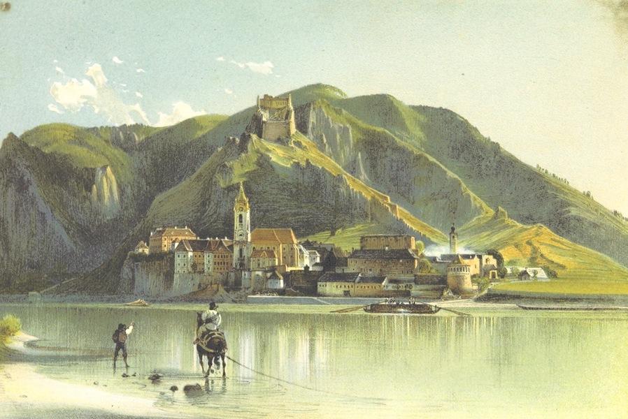 Das Pittoreske Oesterreich - Durnstein (1840)