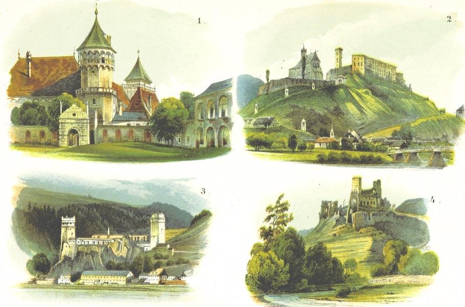 Das Pittoreske Oesterreich - Viertel Ob Weiner Wald (1840)