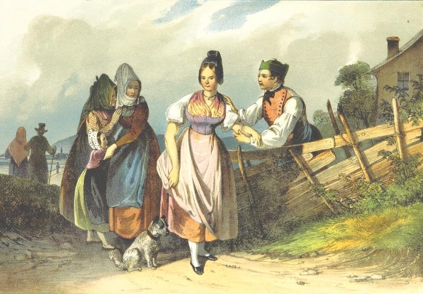 Das Pittoreske Oesterreich - V.O.M.B. (Oesterreich A.D. Anns) (1840)