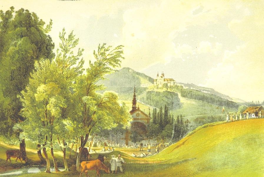 Das Pittoreske Oesterreich - Kalvarya (1840)