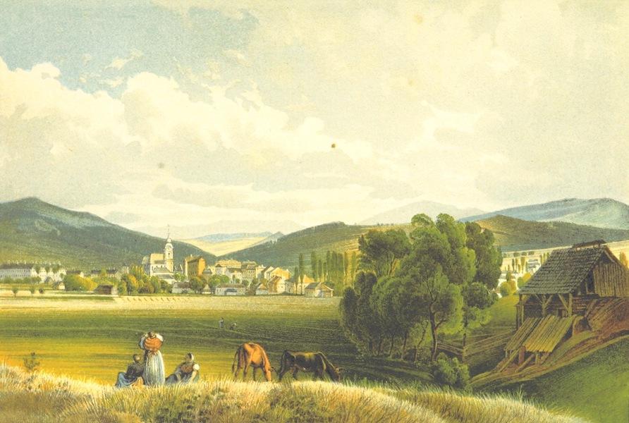 Das Pittoreske Oesterreich - Wadowice (1840)