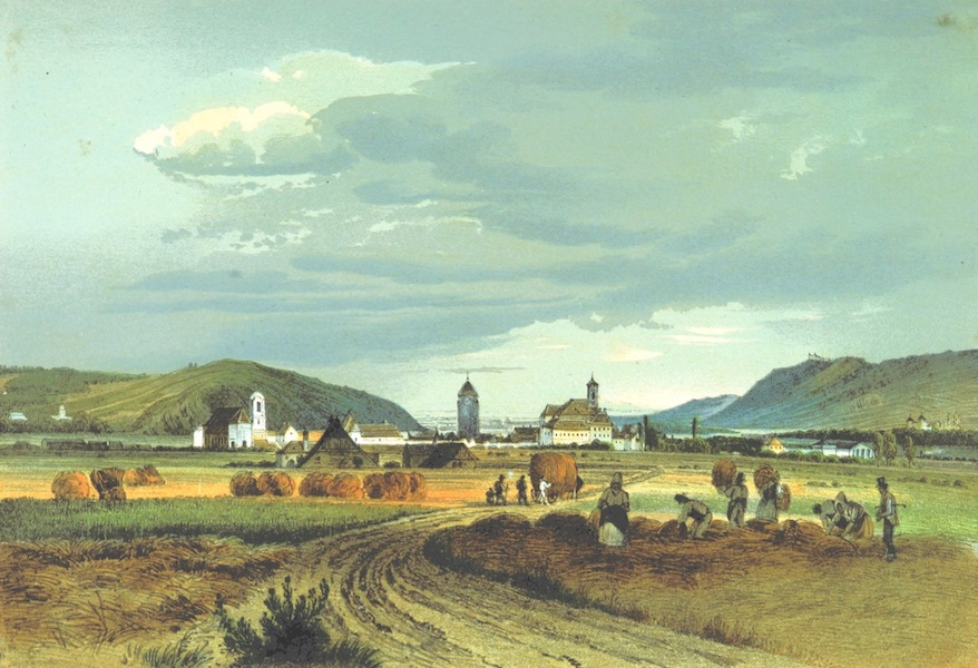 Das Pittoreske Oesterreich - Korneuburg (V.U.M.B.) (1840)