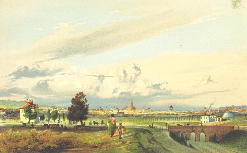 Das Pittoreske Oesterreich - Wien (1840)