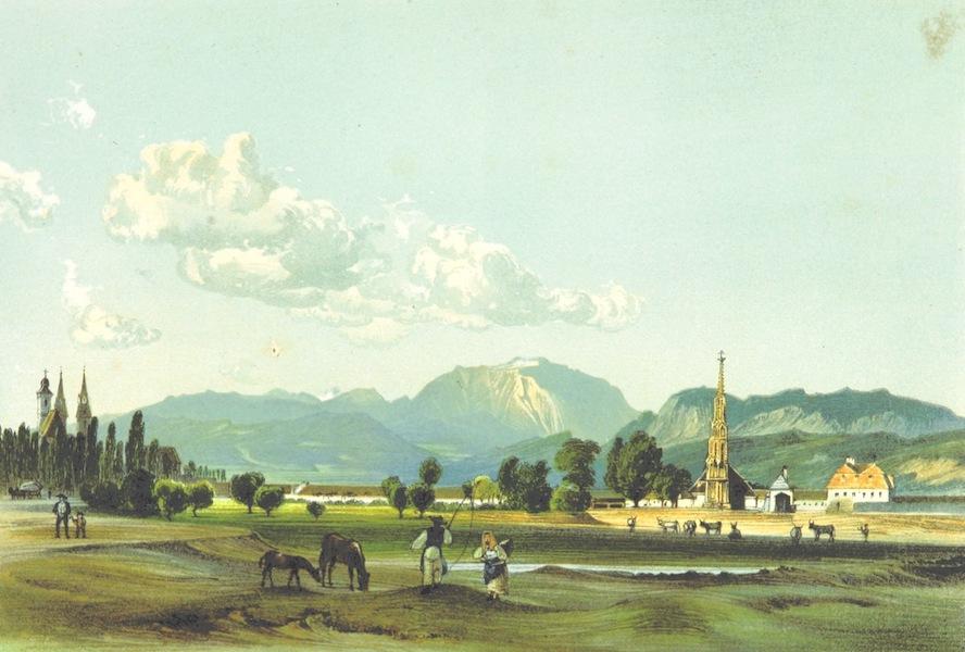 Das Pittoreske Oesterreich - Wr. Neustadt (1840)