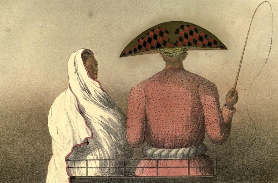 De Zieke Reiziger, or, Rambles in Java and the Straits - A Javanese Coachman (1853)