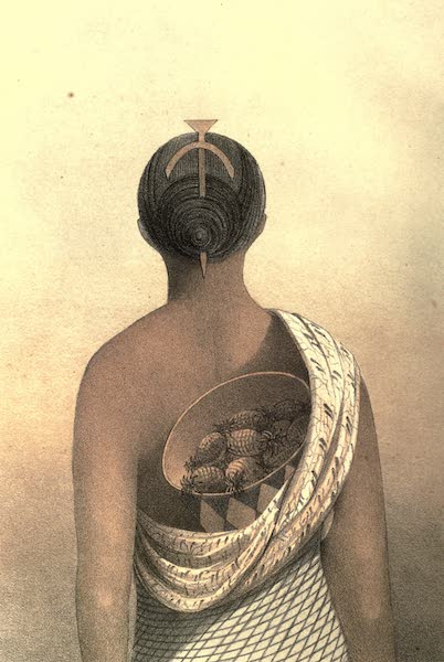 De Zieke Reiziger, or, Rambles in Java and the Straits - A Woman of Cheribon (1853)
