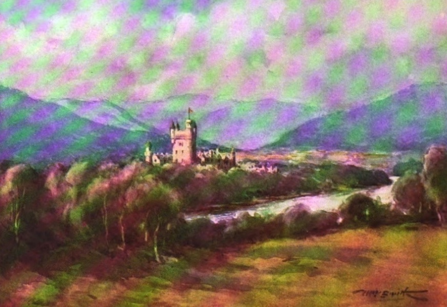 Deeside Painted and Described - Balmoral Castle (1911)