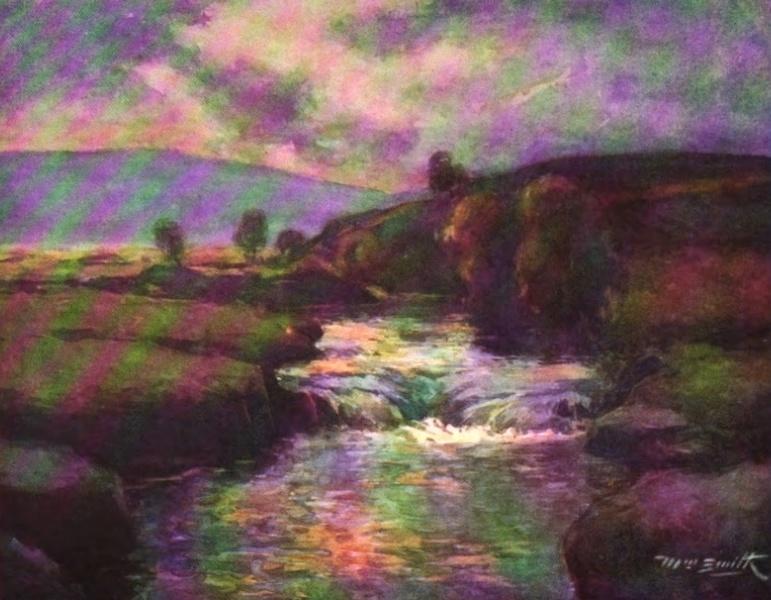 Deeside Painted and Described - In Glen Dee (1911)