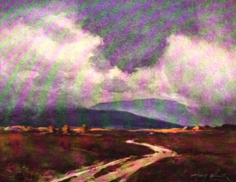 Deeside Painted and Described - The Muir of Dinnet (1911)