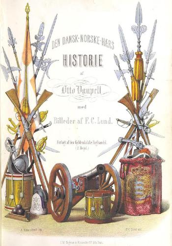 British Library - Den Danske Haers Historie Vol. 1
