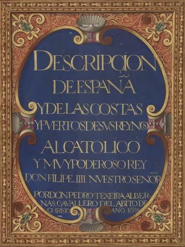 Geography - La Descripcion de Espana y de las Costas y Puertos de sus Reinos
