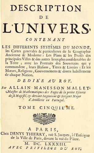 Encyclopedias - Description de l'Univers Vol. 5