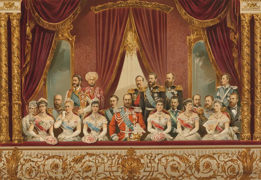 Description du Sacre et du Couronnement de Leurs Majestes Imperiales - Spectacle-Gala (1883)