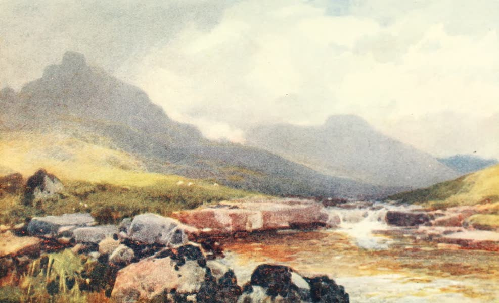 Devon : Its Moorlands, Streams, & Coasts - Tavy Cleave (1913)