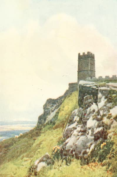 Devon : Its Moorlands, Streams, & Coasts - Brent Tor (1913)