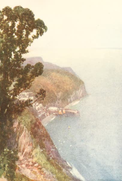 Devon : Its Moorlands, Streams, & Coasts - Clovelly (1913)