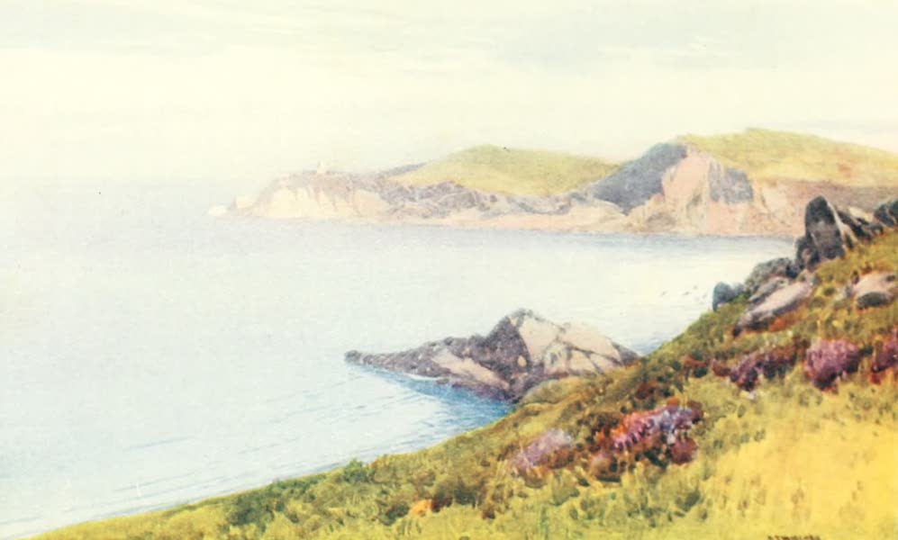 Devon : Its Moorlands, Streams, & Coasts - Bull Point : Morthoe (1913)