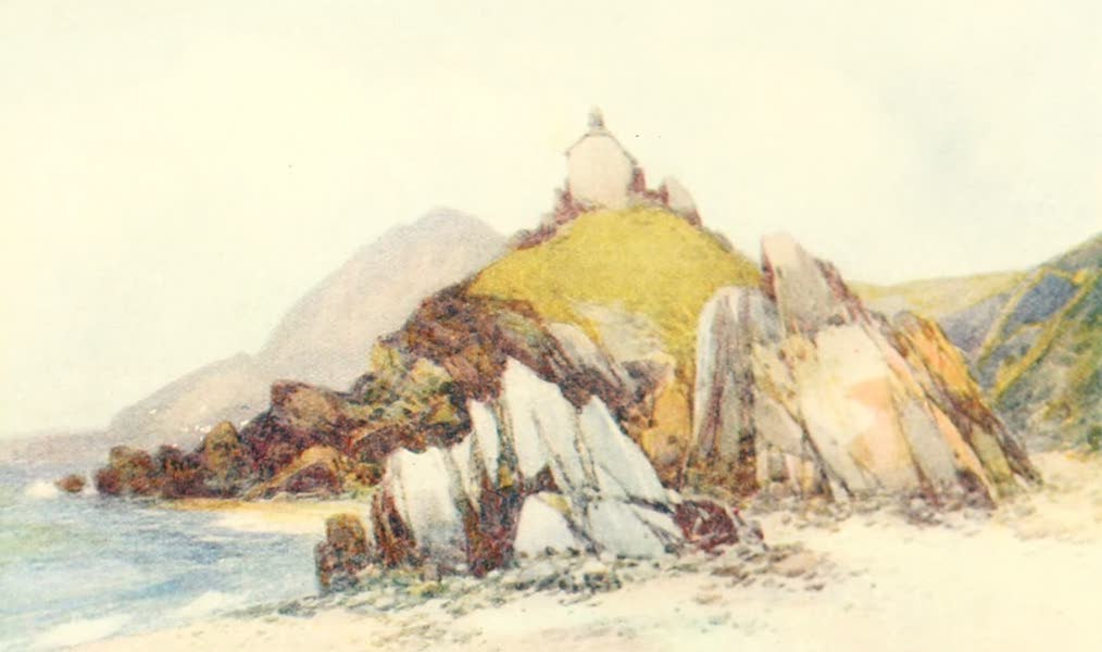 Devon : Its Moorlands, Streams, & Coasts - Lantern Rock : Ilfracombe (1913)