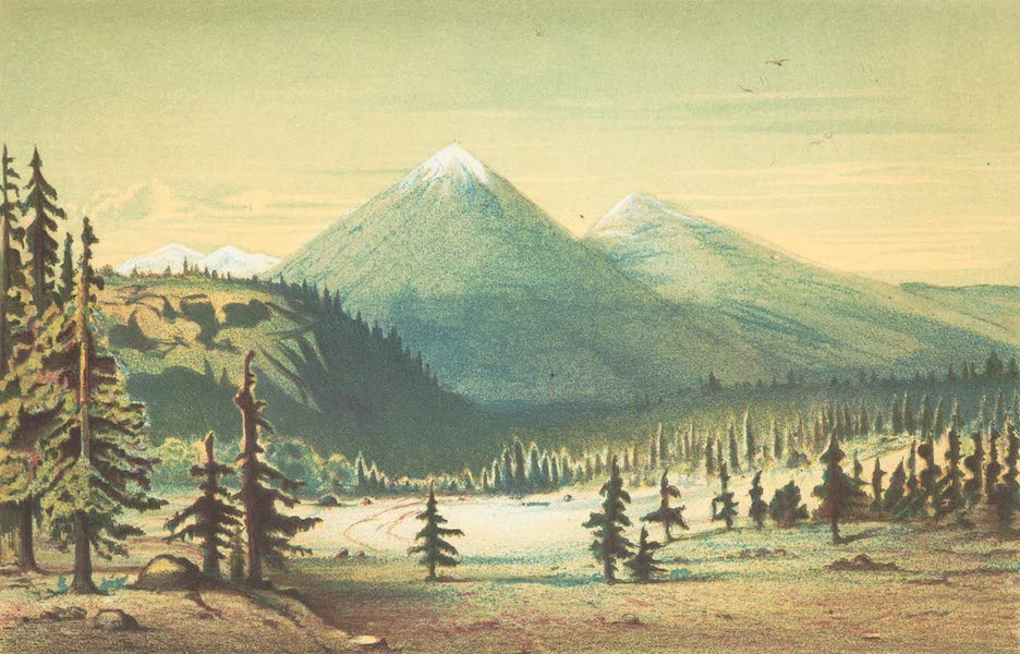 Journey from the Mississippi Vol. 1 - San Francisco Mountains (Extinct Volcanos), New Mexico (1858)