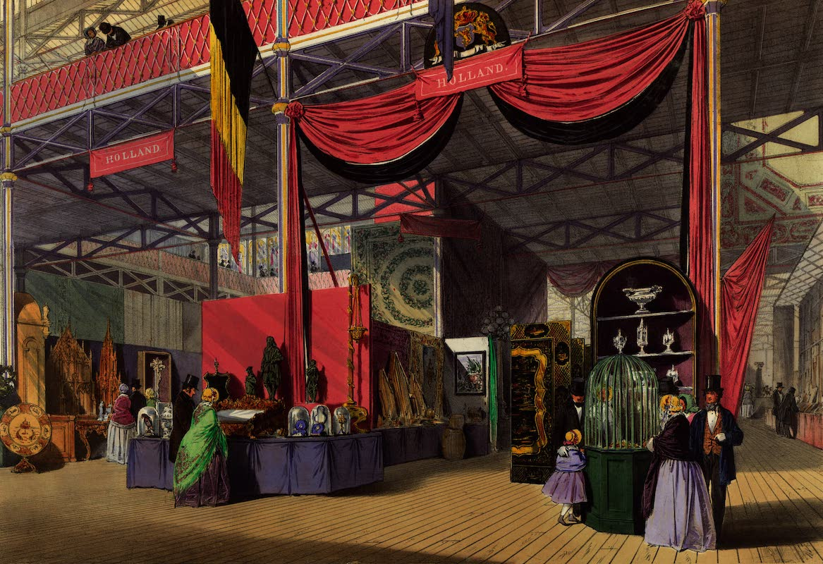 Dickinsons' Great Exhibition of 1851 - Holland (1852)
