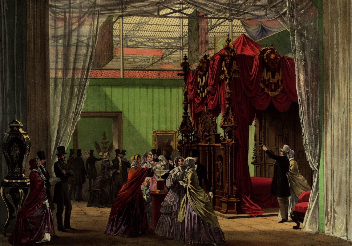 Dickinsons' Great Exhibition of 1851 - Austria No. 1 (1852)