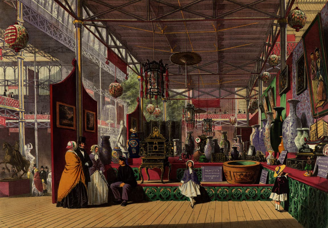 Dickinsons' Great Exhibition of 1851 - China (1852)
