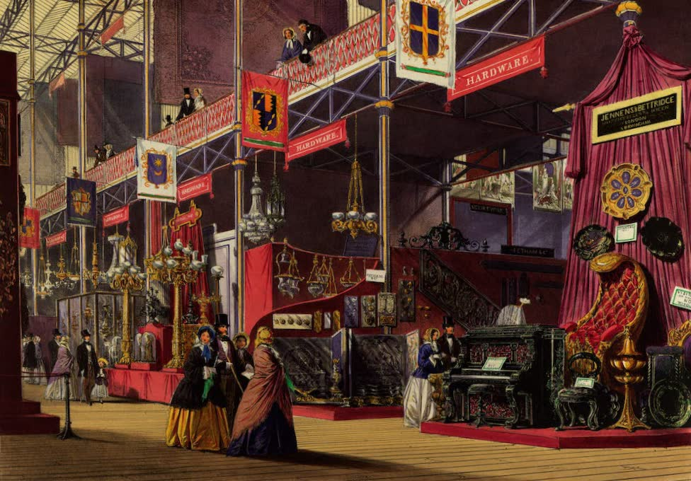 Dickinsons' Great Exhibition of 1851 - Hardware (1852)