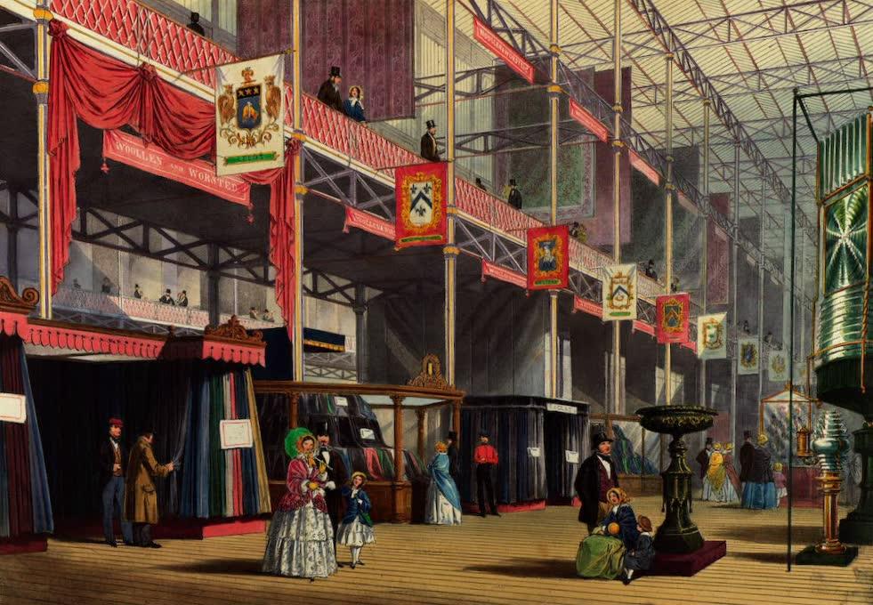 Dickinsons' Great Exhibition of 1851 - Woollen (1852)
