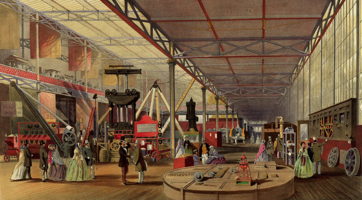 Dickinsons' Great Exhibition of 1851 - Machinery (1852)