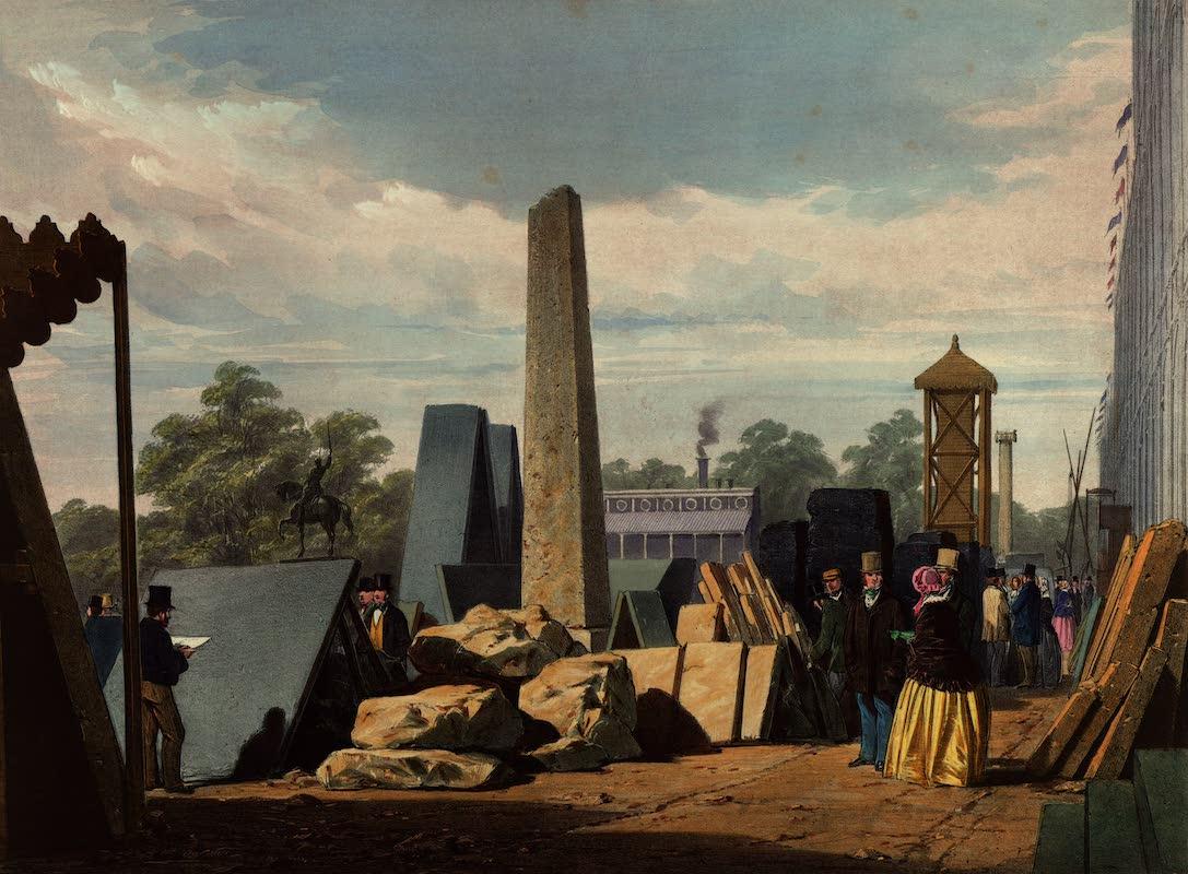 Dickinsons' Great Exhibition of 1851 - Exterior (Coals etc.) (1852)