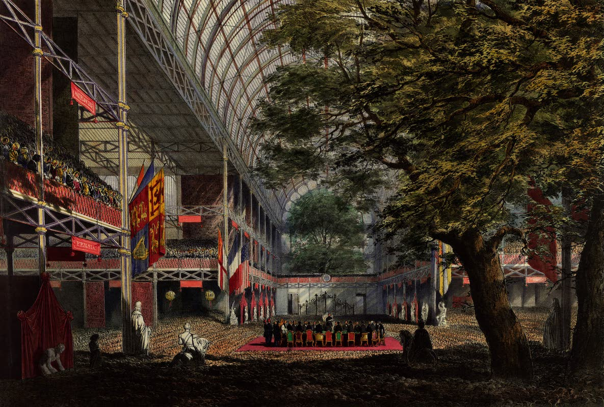 Dickinsons' Great Exhibition of 1851 - Closing Ceremony (1852)