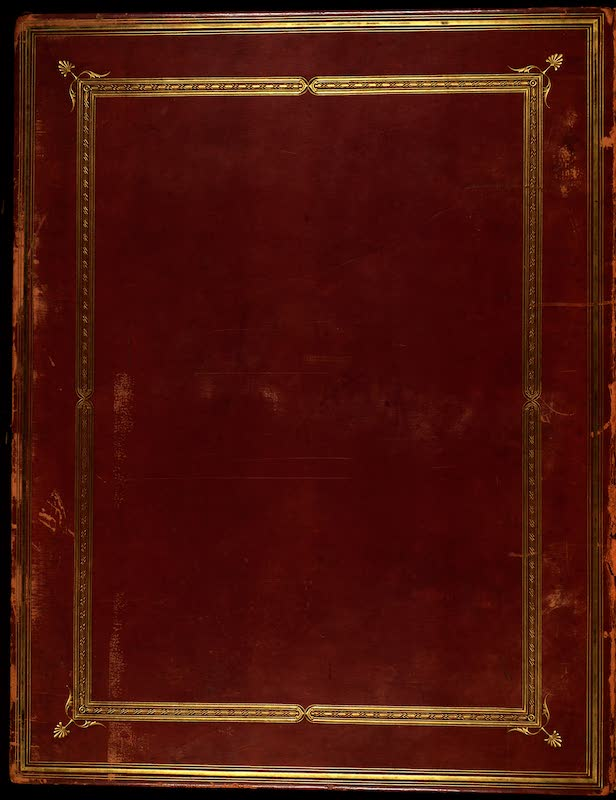 Dickinsons' Great Exhibition of 1851 - Back Cover (1852)