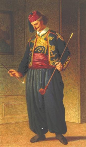 Die Serben an der Adria - Narentaner (1870)