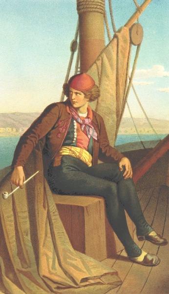 Die Serben an der Adria - Mann aus Spalato (1870)