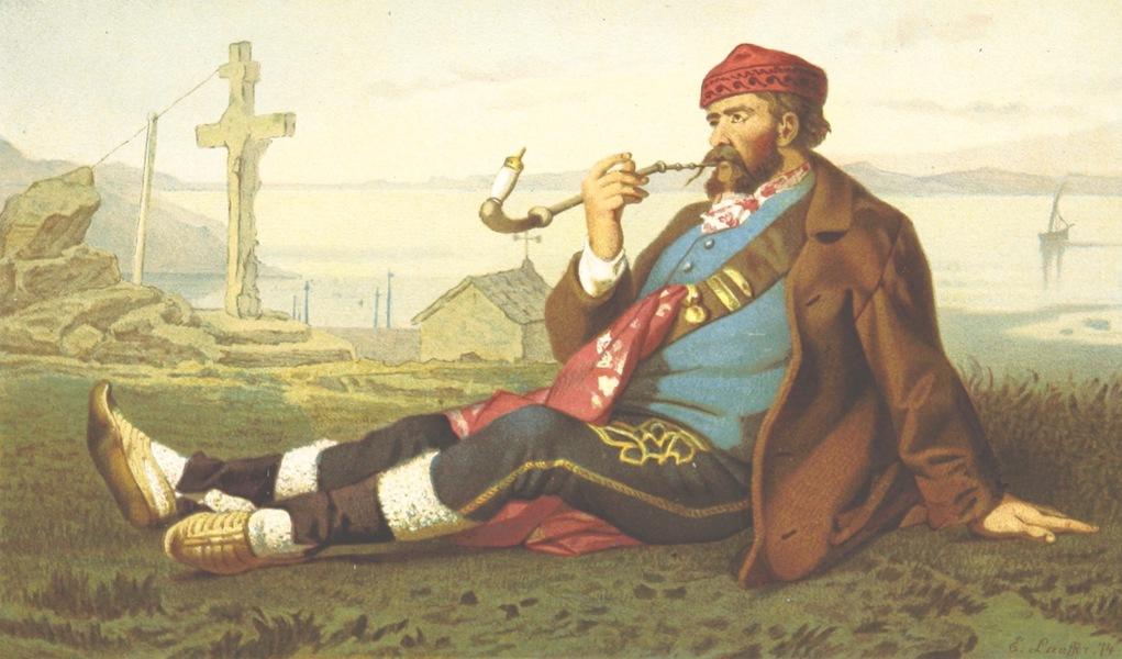 Die Serben an der Adria - Ein Mann aus Carlopago (1870)
