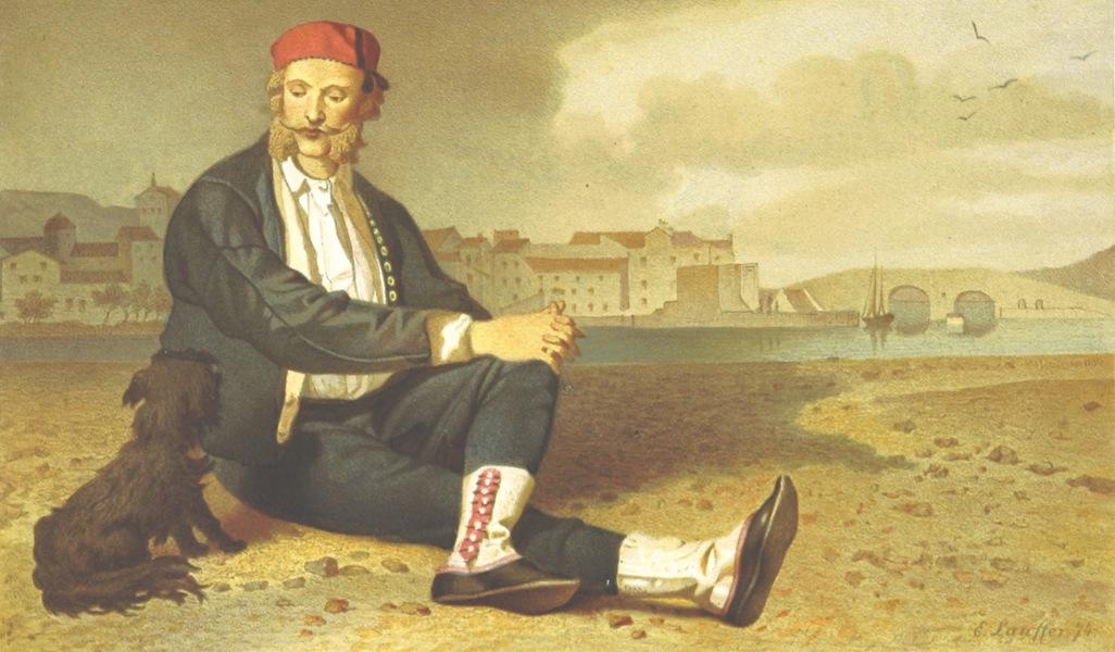 Die Serben an der Adria - Ein Mann aus Pago (1870)