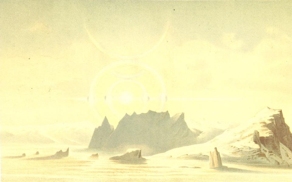 Die zweite Deutsche Nordpolarfahrt Vol. 1 - Nebensonnen (1873)