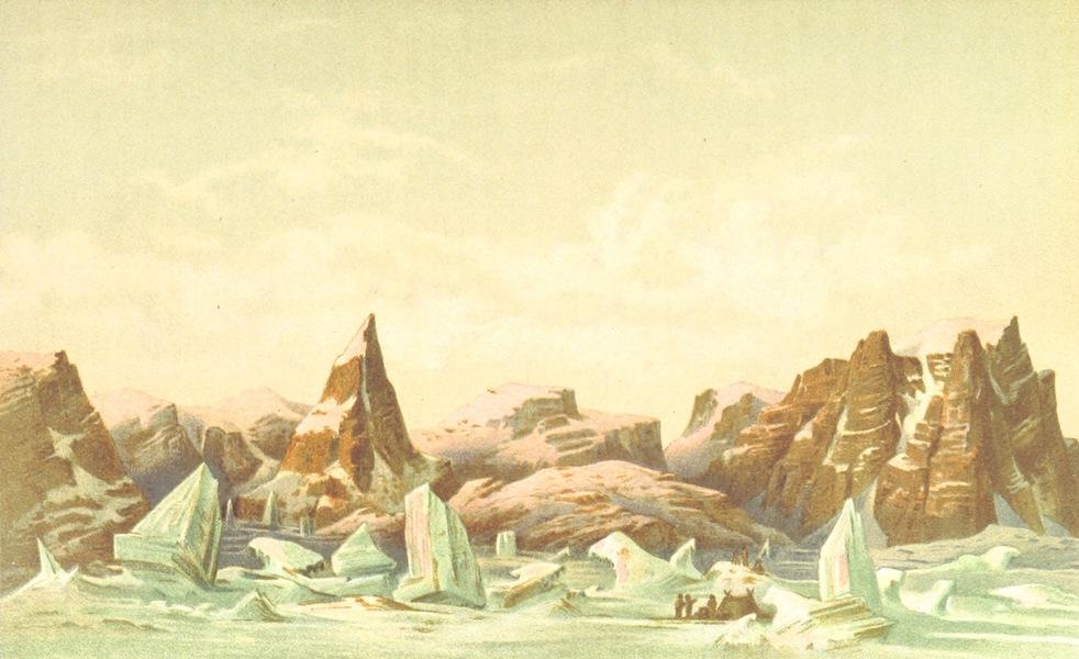 Die zweite Deutsche Nordpolarfahrt Vol. 1 - Konig Wilhelms Land (1873)