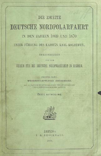 Die zweite Deutsche Nordpolarfahrt Vol. 2