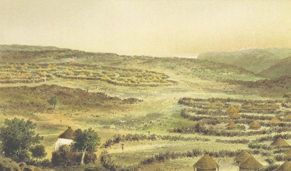 Drei Jahre in Sud-Afrika - Das Plateau der Bakuena (1868)