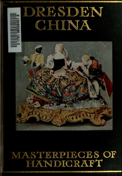 Dresden China - Front Cover (1909)