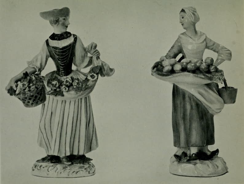 Fruit and Flower-sellers