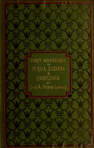 English - Early Adventures in Persia, Susiana, and Babylonia Vol. 1