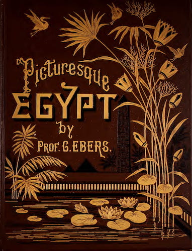 English - Egypt: Descriptive, Historical, and Picturesque Vol. 2
